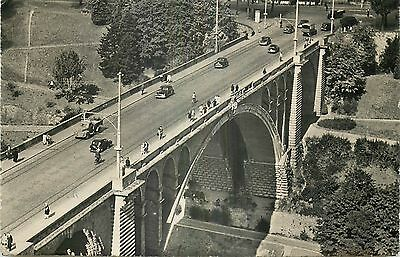 Luxembourg Pont Adolphe Carte Photo