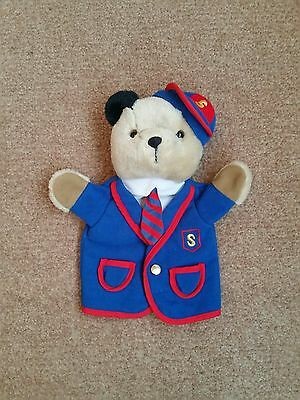 """Sooty & Sweep """" Scamp """" Hand Puppet."""