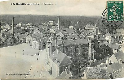 10 Romilly-Sur-Seine Panorama