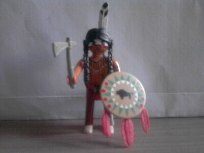 PLAYMOBIL 5598 Figures Boys/Jungen Series 9 INDIANER SIOUX APACHE INDIAN WESTERN