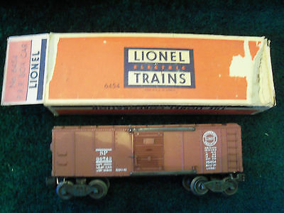 Lionel Postwar 6454 SP Southern Pacific Boxcar with box used