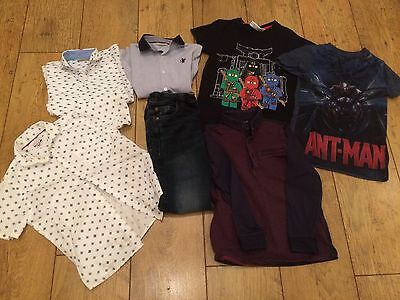 Next Boys Aged 5 Years Bundle Of Clothes