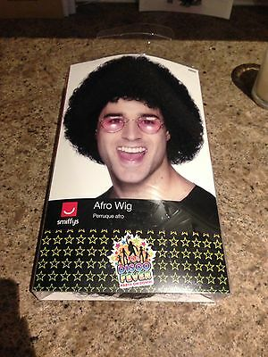 Dress Up Afro Wig