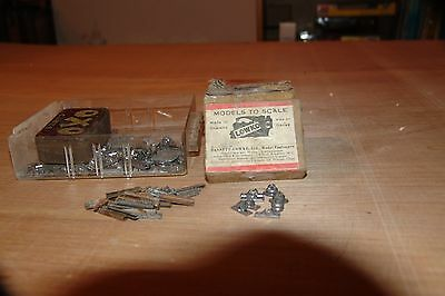 Bassett-Lowke o Gauge Model Railway Track parts