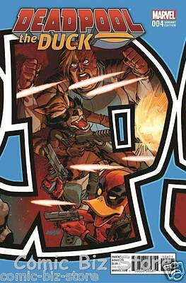 Deadpool The Duck #4 (Of 5) (2017) 1St Printing Connecting Variant Cover D