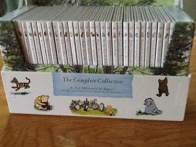 winnie the pooh, complete collection