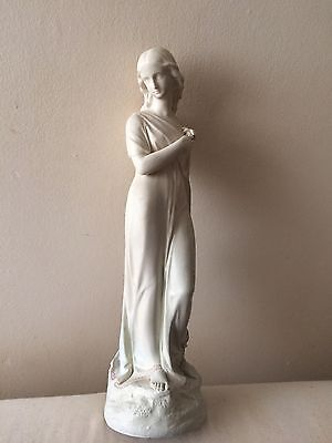 Crystal Palace Art Union Copeland Parian Figurine