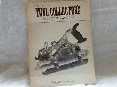 old book on collecting old tools