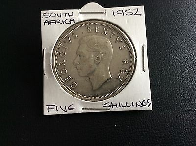 1952-South-Africa-5-Shillings-300th-Anniversary-Coin