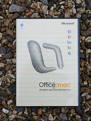 Office For Mac 2004 Software