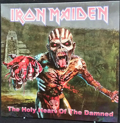 Iron Maiden – The Holy Heart Of The Damned LP