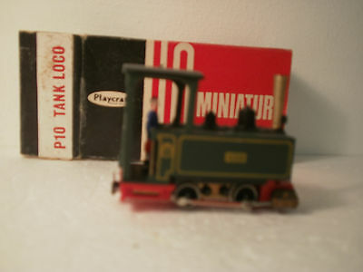 Egger Jouef Playcraft P10 Loco Runner Boxed - Been in store since purchase