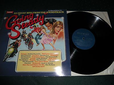 Going Steady Compilation Lp - 22 Great Hits From The Soundtrack