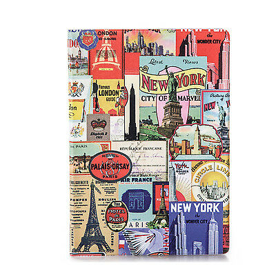 Passport Holder CAPITAL CITIES, cover Document ID Travel case protector skin