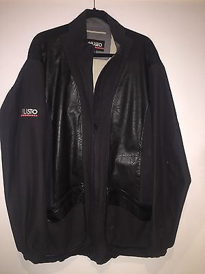 Musto Performance Clay Shooting Jacket Size XL