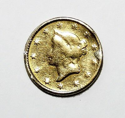 Gold Deal $1 Liberty head Type 1 Gold Dollar pre 1933 Jewelry