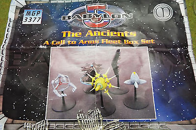 Babylon 5 Call to Arms - The Ancients Fleet