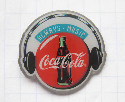 COCA-COLA / ALWAYS MUSIC ................... Pin (105a)