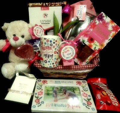 MOTHERS DAY GIFT HAMPER FOR HER CHOCOLATES GIFTS MOM MUM BIRTHDAY Christmas