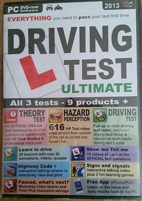 Driving Test Ultimate CDR