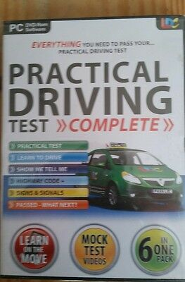 Practical Driving Test Complete