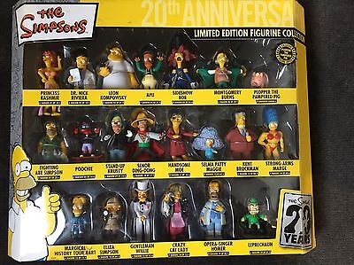 Simpsons Figurines - Limited Edition Figurine Collection