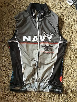 Navy SEAL Cycling Vest UNISEX XL (Club Fit)