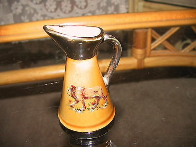 Collectable miniature Wade ceramic water pitcher