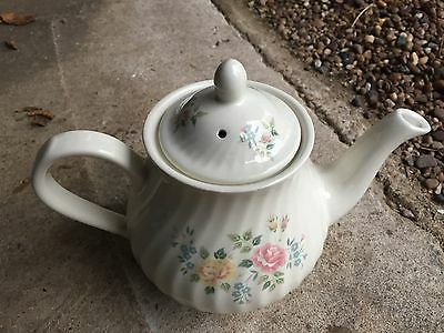 BHS Rose Collection Teapot