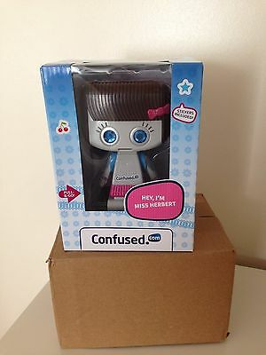 Miss Herbert Toy Confused.com New Unopened