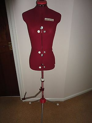 Adjustable Tailors Dummy/dress Form - Small