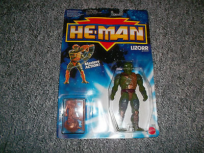 He-Man - New Adventures: LIZORR - OVP MOC - Masters Of THe Universe Skeletor