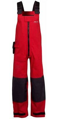 BNWT Ladies Musto BR1 Red/Grey Waterproof Breathable sailing trousers SB123W2 14