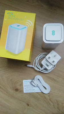 HUAWEI LTE CUBE E5180 As-22 4G 4GEE HOME BROADBAND Router 150MBPS WIFI EE simfre