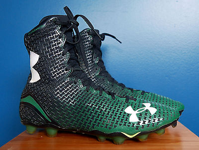 Under Armour Clutchfit Highlight 2014 football cleats, size 10, 1246123-031