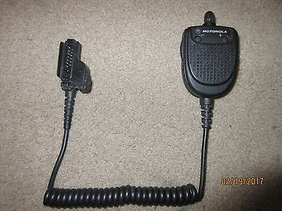 Commander Remote Speaker Mic Motorola XTS3000 XTS5000