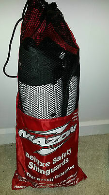 Mazon Safety Shin Guards Hockey guards SIZE M/L