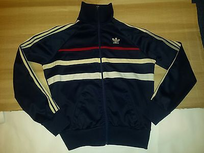 Adidas Vintage Ventex First 1st Jacket Tracksuit Top sized M Firebird rare