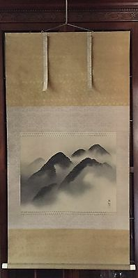 Asian Hanging Scroll