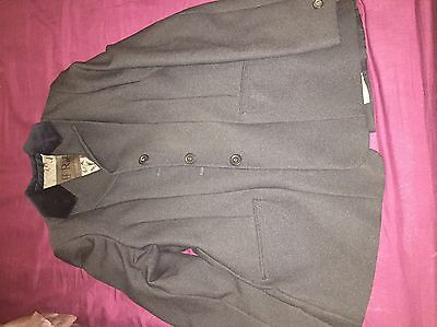 childs navy Riding / Equestrian show jacket