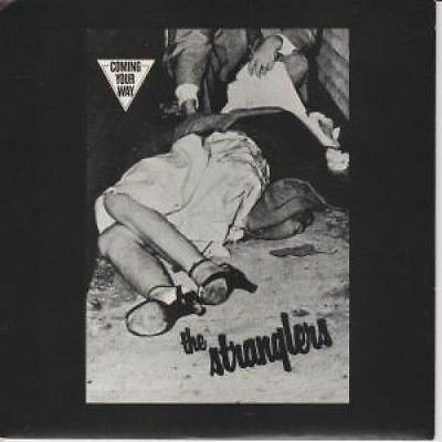Nice n Sleazy -The Stranglers  7 inch single VG CONDITION