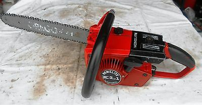 Homelite XL1 Super Mini Automatic Chainsaw Firewood Collector Arborist Camping