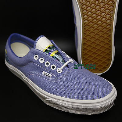 0ddb4ced978e Vans Era Baja Rivera  True White SIZE 8.5 MENS SKATE SHOES  AUTHENTIC  S7211