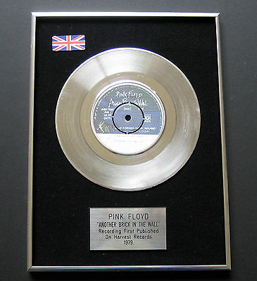 PINK FLOYD Another Brick In The Wall PLATINUM Single Disc Presentation