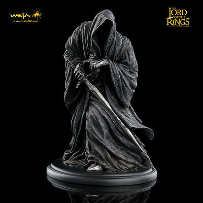 WETA Lord Of The Rings Ringwraith Mini Statue Figure Tolkien SEALED NEW
