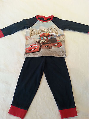 Boys Pyjama CARS by Kappahl for Disney Cotton