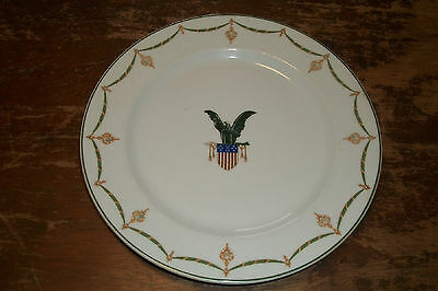 OPCO SYRACUSE china HOTEL restaurant ware plate AMERICAN ANNEX WS FORD ST LOUIS