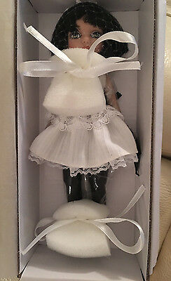 "Effanbee Patsyette Sweet And Simple 8"" Doll Signed By Robert Tonner Autograph"