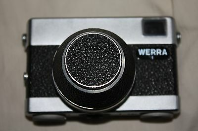Werra 1 Camera Vintage 50s/60s Carl Zeisse Jena Very Good Condition