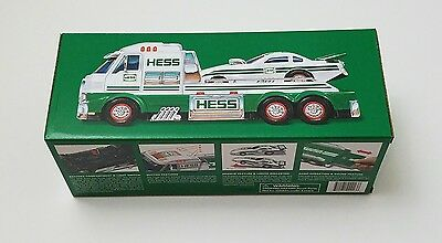 Hess 2016 Toy Truck And Dragster